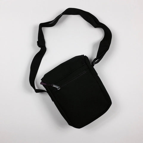 Black Pug Day Bag