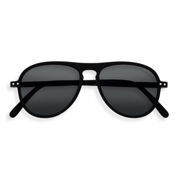 Izipizi Sun Glasses Style I - Black - Born Store