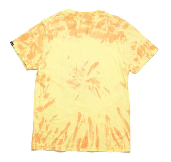 Deus Ex Machina Jukebox Recycled Tie Dye Tee Shirt - Multi