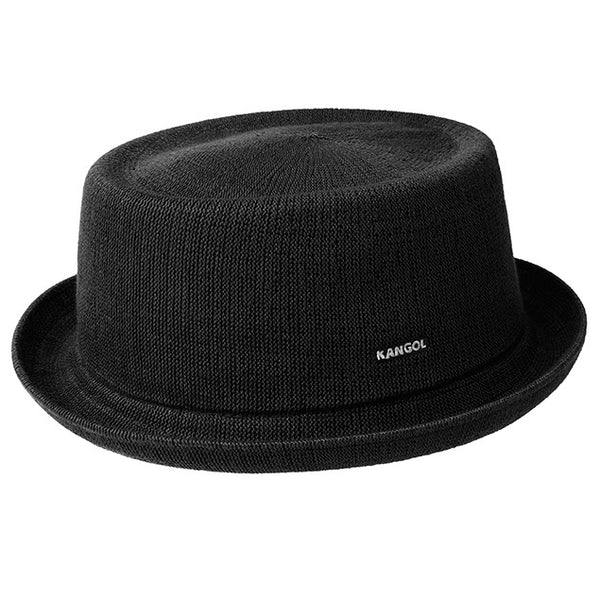 Kangol Bamboo Mowbray Hat - Black