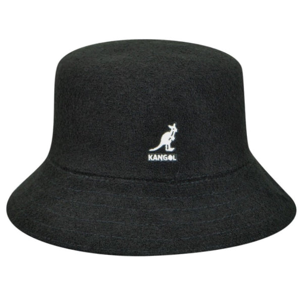 Kangol Bermuda Bucket Hat - Black