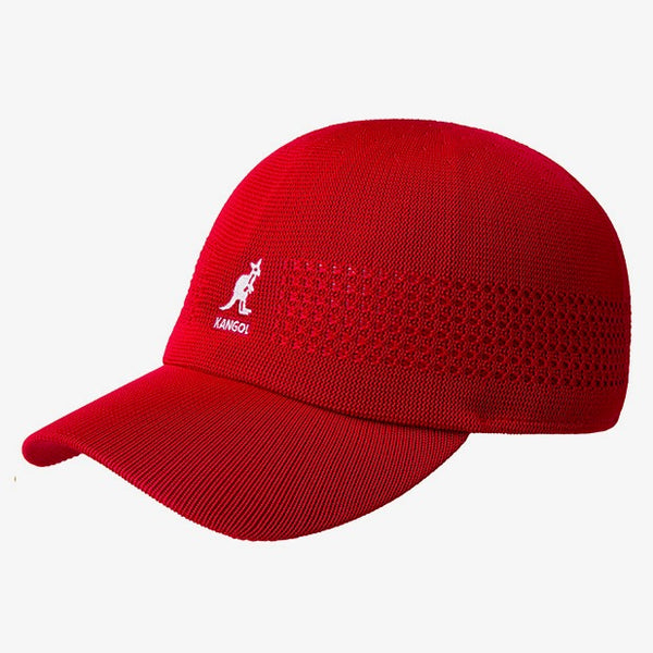 Kangol Tropic Ventair Spacecap - Red - Born Store