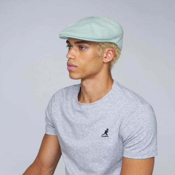 Kangol Tropic 504 Ventair Cap - Blue Tint