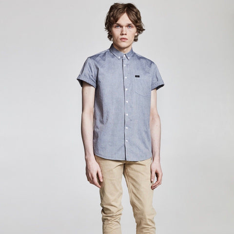 Makia Marina S/S Shirt - Grey
