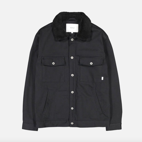 Makia Route Jacket - Black