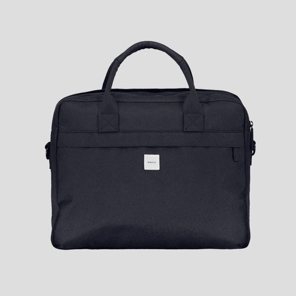 Makia Brief Case - Black