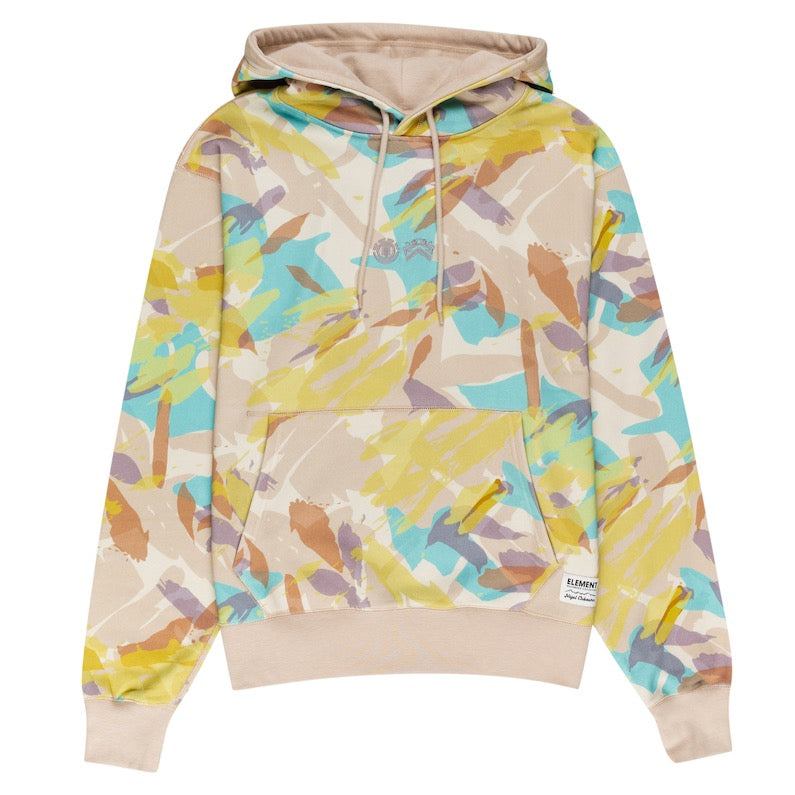 Nigel Cabourn X Element Camo Hooded Sweat