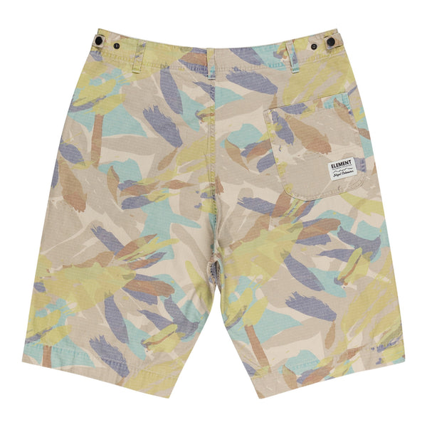Nigel Cabourn X Element Camo Shorts