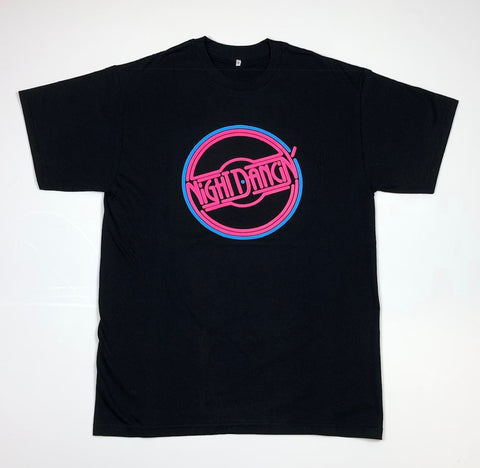 Deadstock Night Dancing Tee - Black