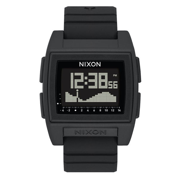 Nixon Base Tide Pro Watch - All Black