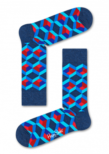 Happy Socks - Optic Square - Born Store