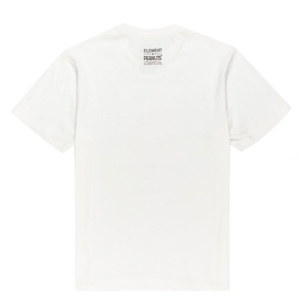 Peanuts X Element Snoopy Adventure Tee Shirts - Off White