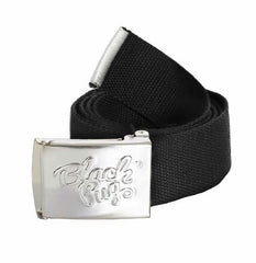 Black Pug Stock Logo Belt