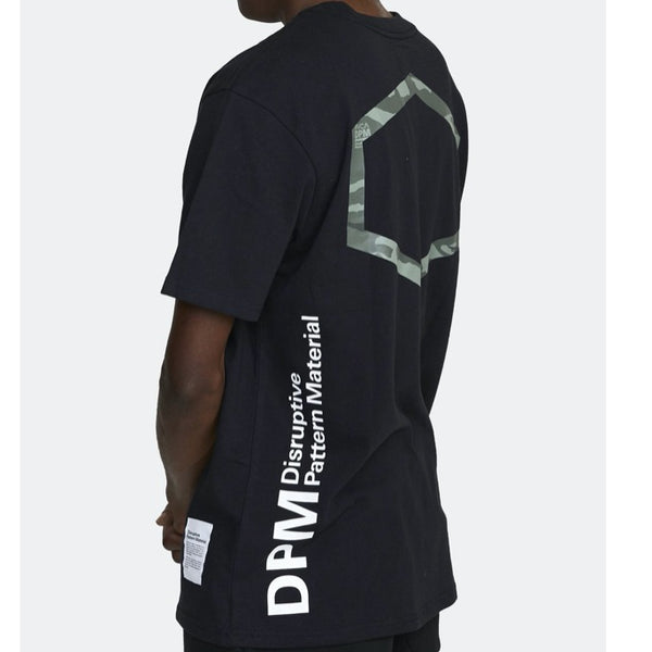 RVCA DPM S/S Pocket Tee Shirt - Black