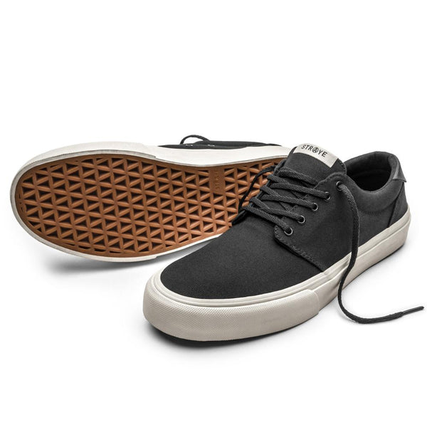 Straye Fairfax Canvas - Black/Bone - Born Store
