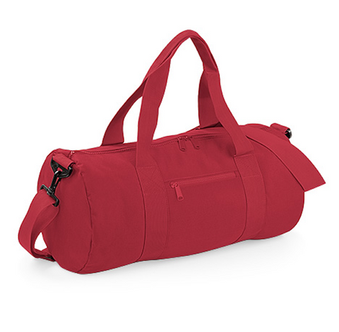 Base Bag - Barrel - Claret