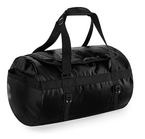 Base Bag - Tarp 50 Litre Duffle - Black - Born Store