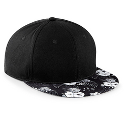 Born Mono Hawaiian Snapback - Peak - Born Store