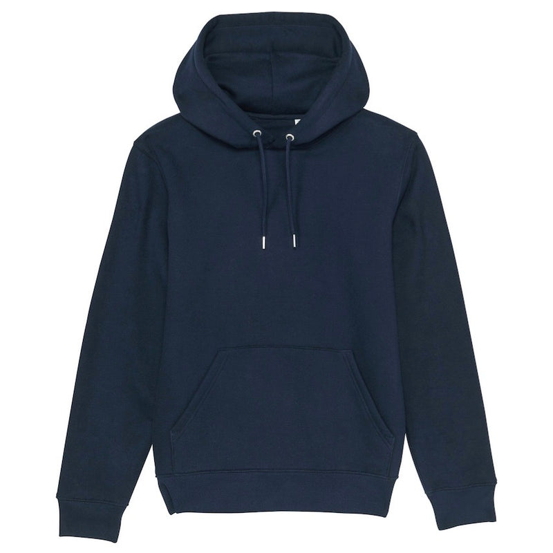 Born Essentials Organic Cotton Hooded Sweat - French Navy - Born Store