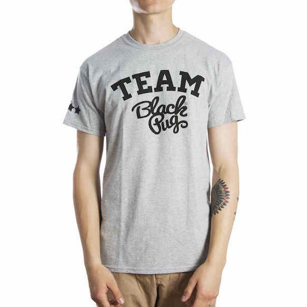 Black Pug Team Tee - Born Store