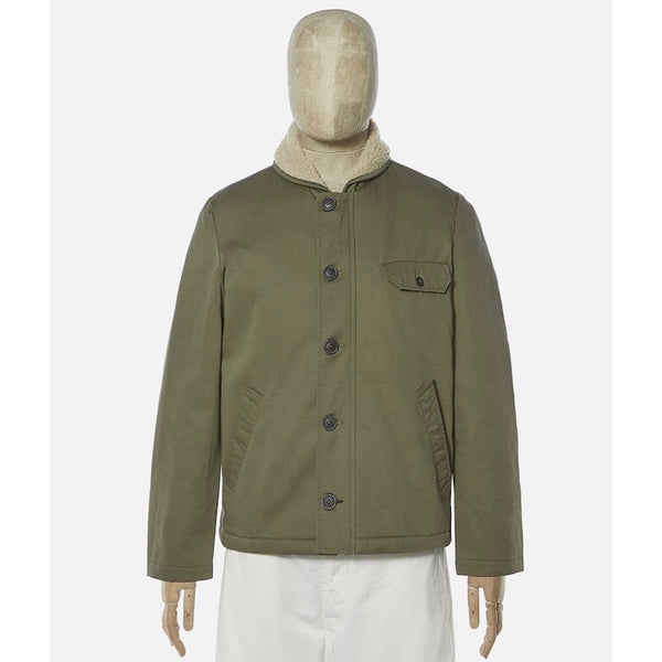 Universal Works N1 Jacket - Light Olive - Born Store