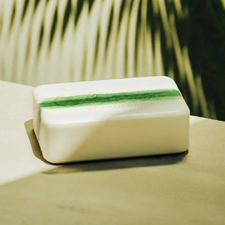 Baxter of California VITAMIN CLEANSING BAR (ITALIAN LIME / POMEGRANATE) - Born Store