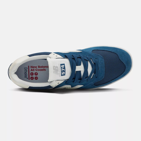 New Balance Numeric All Coast 574 - Royal/White