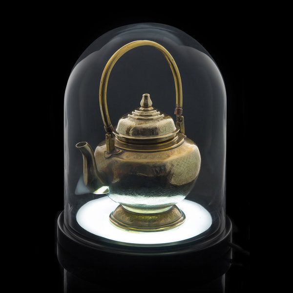 SUCKUK Bell Jar Lamp