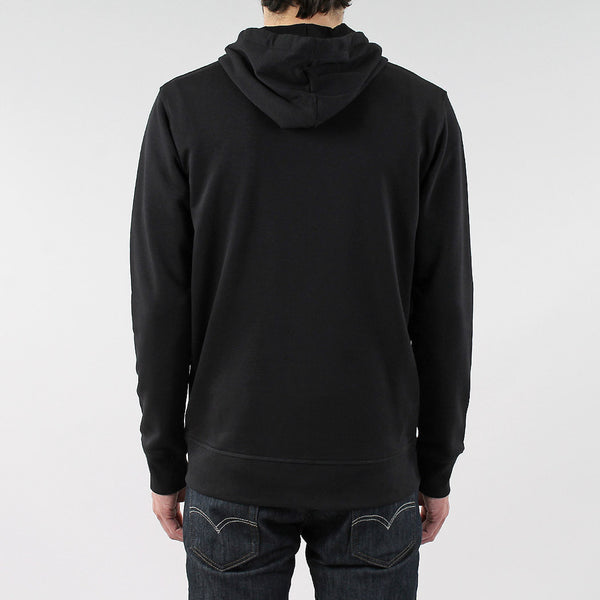 Black Pug Basic Zip Hoodie - Black - Born Store