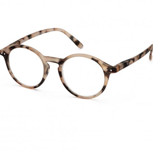 Izipizi Reading Glasses Style D - Light Tortoise