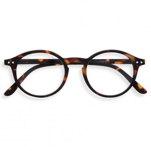 Izipizi Reading Glasses Style D - Tortoise