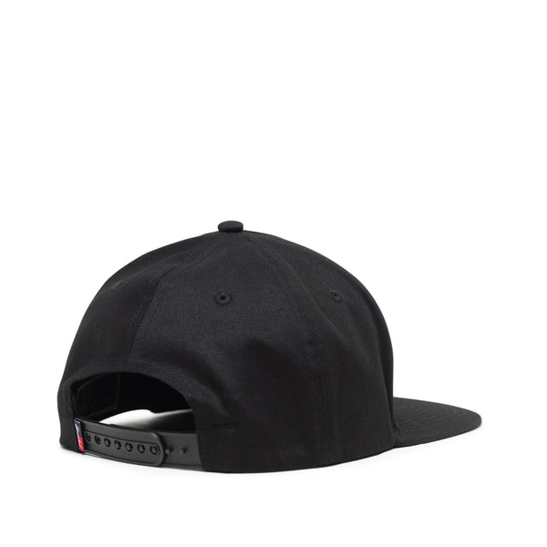 Herschel Supply Whaler Cap - Black
