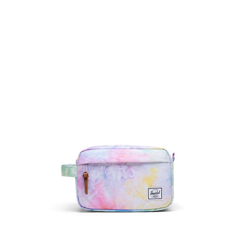 Herschel Chapter Travel Kit - Pastel Tie Dye