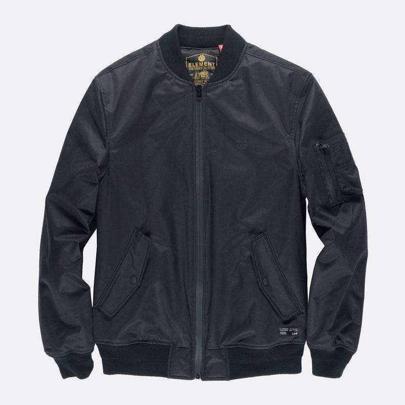 Element Dulcey MA-1 Jacket - Black - Born Store