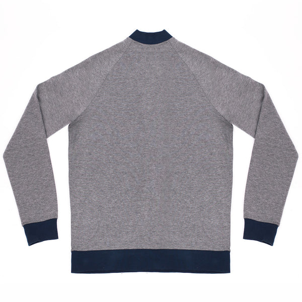 Born Graffo Sweat - Grey/Navy - Born Store