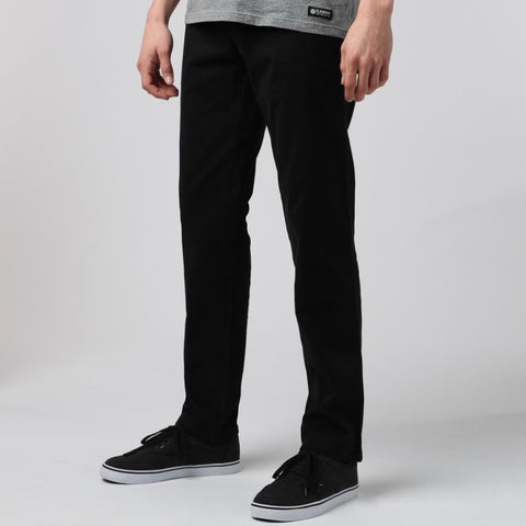 Element Howland Classic Pant - Flint Black
