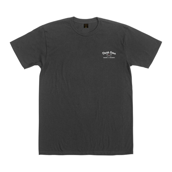 Dark Seas Take Out Tee Shirt - Graphite