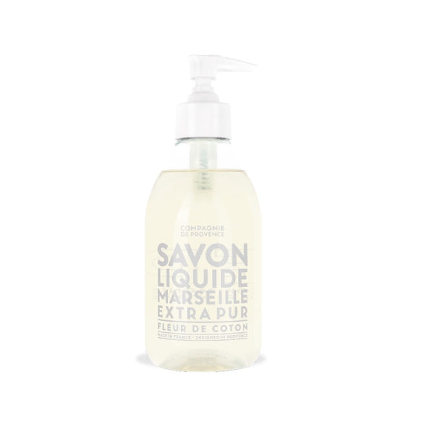 Compagnie De Provence Liquid Soap - Cotton Flower 300ml - Born Store