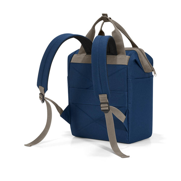 Reisenthel Bags Allrounder Backpack - Dark Blue - Born Store