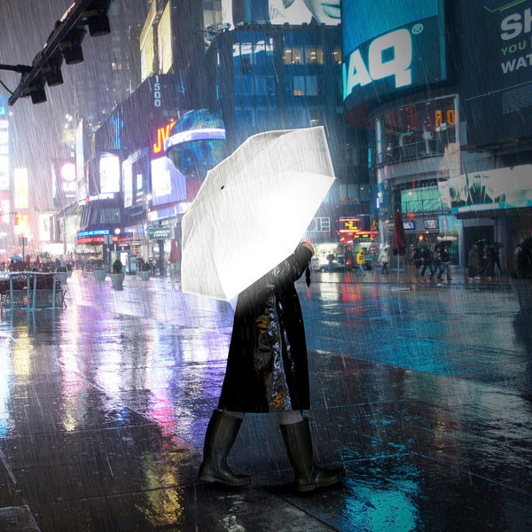 SUCKUK Reflective Umbrella