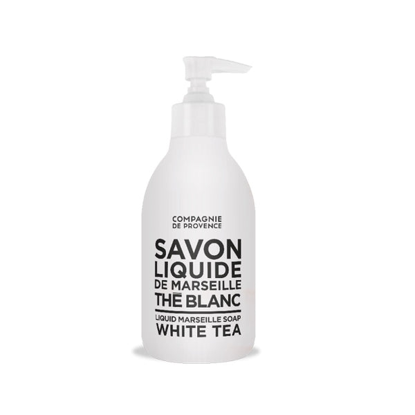 Compagnie De Provence - White Tea Soap 300ml