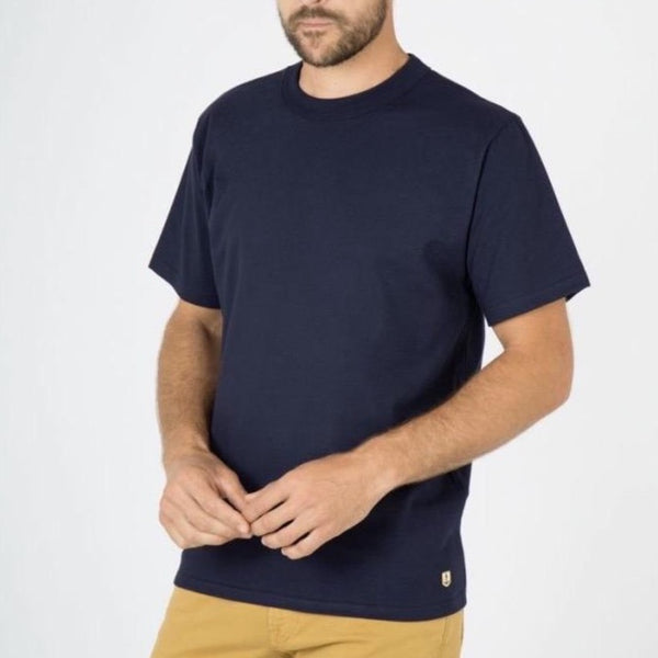 Armor Lux Classic Tee Shirt - Navy/Navire - Born Store