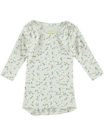 Kidscase Happy Flower Print Bodysuit | POCO KIDS