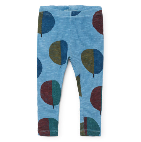 Bobo Choses Blue Forest Leggings | POCO KIDS