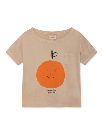 Bobo Choses Tangerine Dream T-Shirt |  POCO KIDS