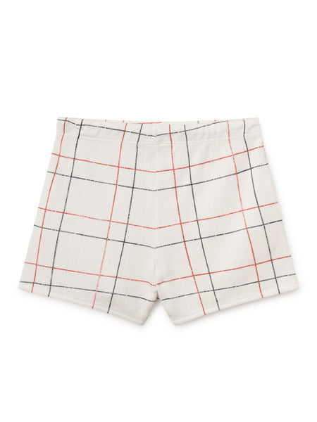 Bobo Choses White Lines Shorts | POCO KIDS