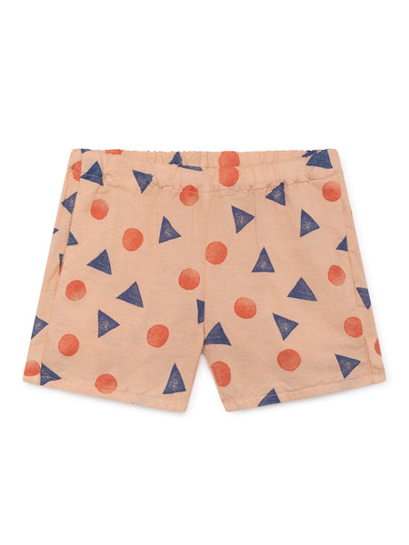 Bobo Choses Rose Pink Pollen Shorts | POCO KIDS