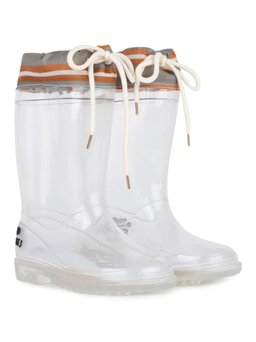 Clear Rainboots - Last one 2.5 UK (35 EUR)