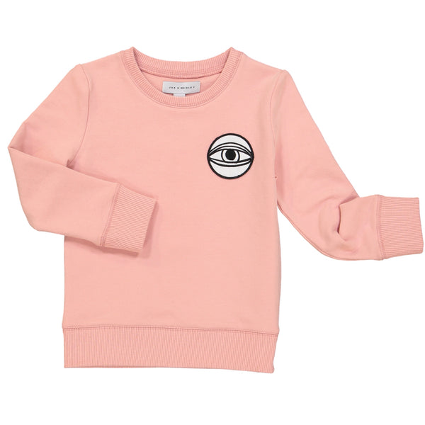 Jax & Hedley Rose Eye Sweatshirt | POCO KIDS
