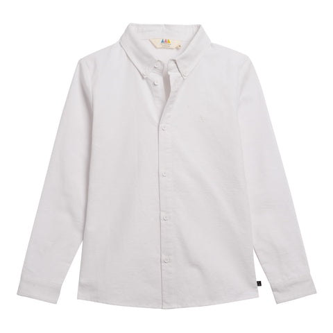 Little Eleven Paris White Paris Shirt | POCO KIDS